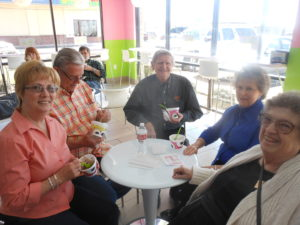 WB training & Sweet Frog March 2014 020