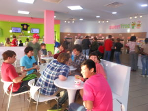 WB training & Sweet Frog March 2014 041